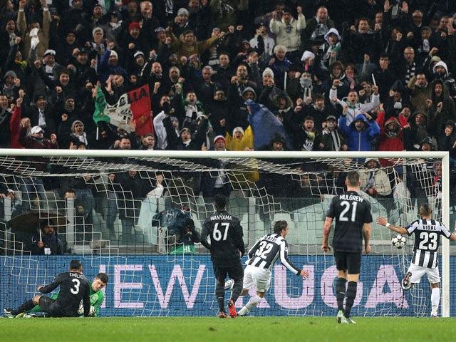 Result: Juventus cruise past Celtic