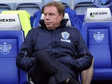 QPR manager Harry Redknapp prior to his side's match with Sunderland on March 9, 2013