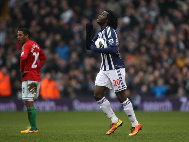 Result: De Guzman deflection gifts West Brom victory