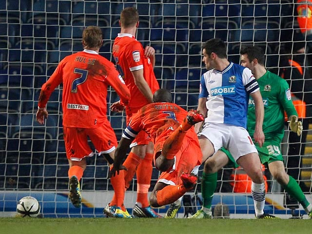 Result: Millwall oust Blackburn in FA Cup