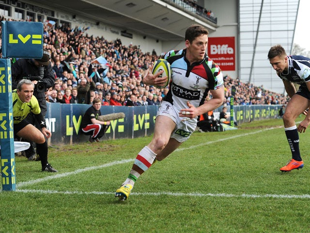 Result: Quins lift LV= Cup