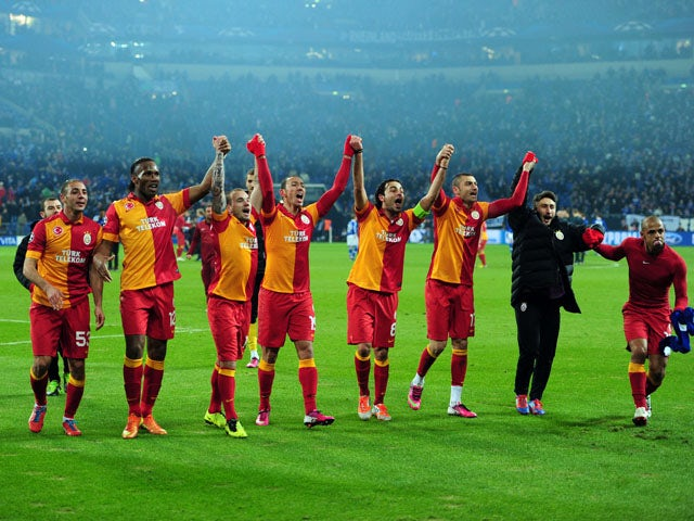 Result: Galatasaray knock out Schalke