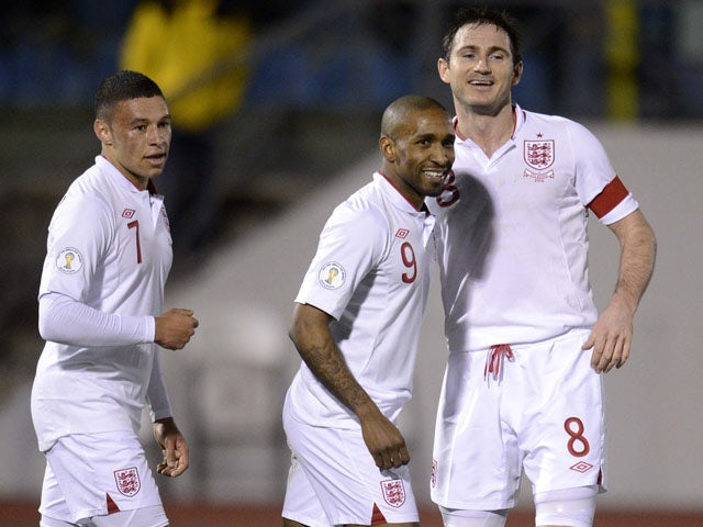 Result: England hit San Marino for eight