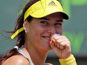 Result: Cirstea comes from behind to beat Kvitova