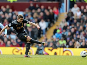 Rodgers calms Gerrard injury fears