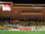 Stade Louis II, home of AS Monaco on October 21, 2011