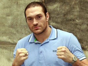Fury: 'I have no respect for Lewis'