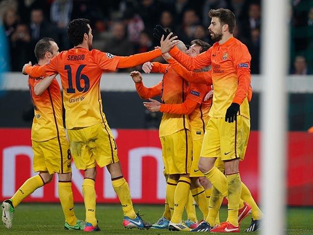 Result: Late Matuidi strike keeps Barca tie level