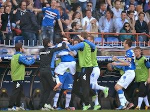 Sampdoria sign Wzolek
