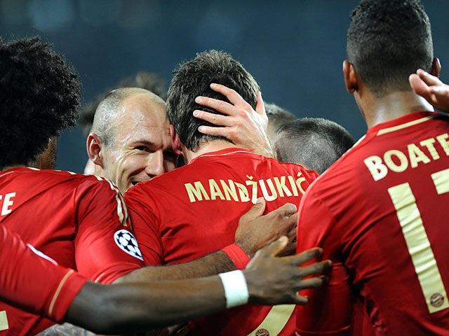 Result: Bayern see off Juventus