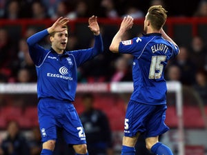 Elliott signs new Birmingham deal