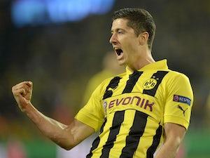 Man City 'renew interest in Lewandowski'