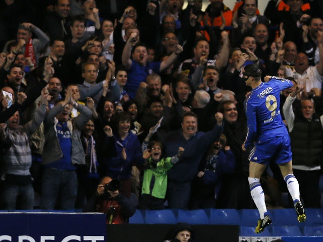 Result: Chelsea through to Europa League final