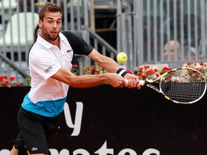 Result: Paire through in straight sets
