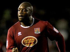Gillingham sign Akinfenwa