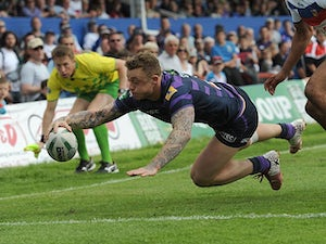 Result: Wigan top table following win over Hull KR