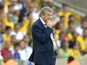Roy Hodgson: 'England lack depth'