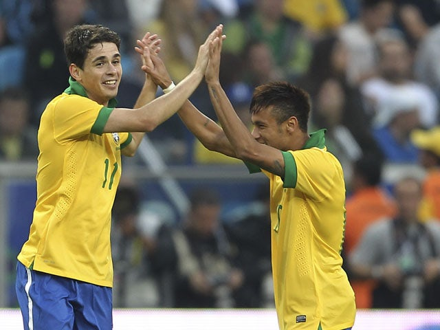 Result: Brazil break French resistance