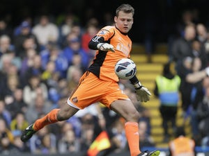 Mignolet 'to complete Liverpool move today'