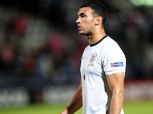 Caulker fit for Ukraine clash