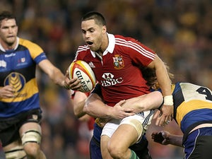 Maitland 'honoured by whirlwind Lions chance'