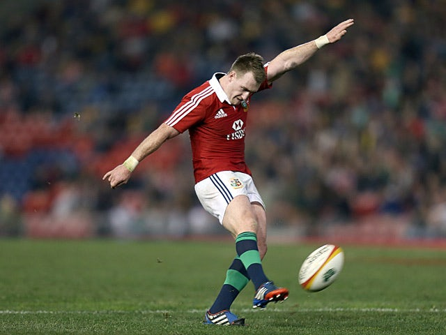 Result: Lions suffer first tour defeat
