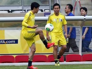 Kagawa eager to attack Mexico
