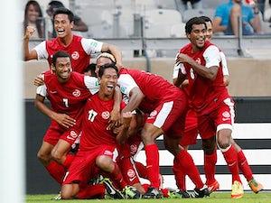 Live Commentary: Uruguay 8-0 Tahiti - as it happened
