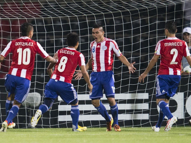 Result: Paraguay, Mali open with draw