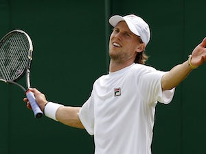 Result: Seppi books spot in round four