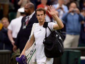 Murray not used to Wimbledon rest