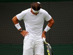 Becker questions Nadal grass future