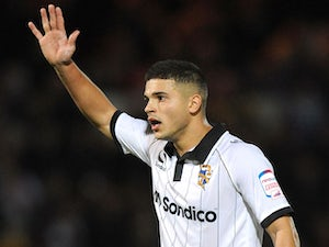 San Morsy joins Chesterfield