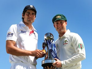 Cook delighted to retain Ashes