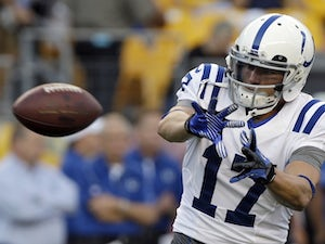 Report: 49ers sign receiver Collie