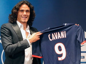 Cavani makes squad for PSG opener
