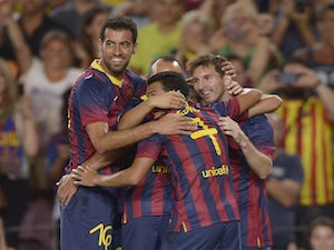 Live Commentary: Thailand 1-7 Barcelona - as it happened