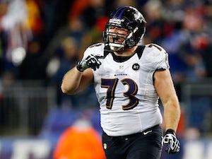 Ravens' Yanda hopes to be back