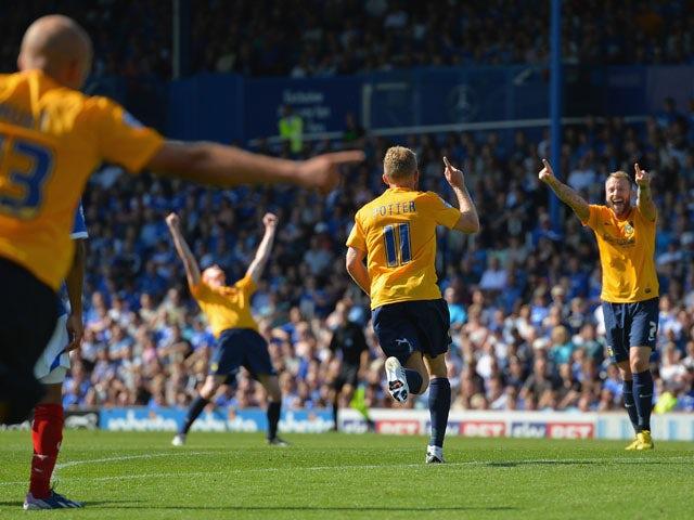 Result: Record crowd sees Oxford thrash 10-man Pompey