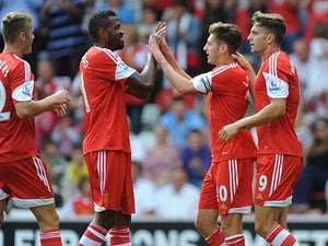 Result: Southampton edge seven-goal thriller