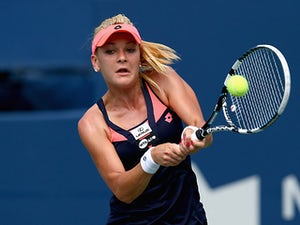 Result: Radwanska moves into quarter-finals