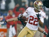 San Francisco 49ers' Carlos Rogers in action on December 16, 2012