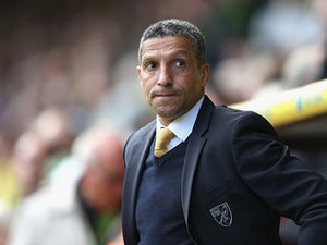 Hughton: 'No need to panic'