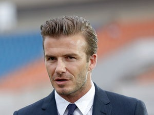 Beckham open to England offer