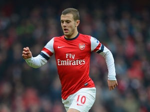 Wilshere admits to smoking