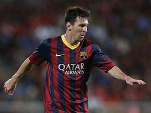 Messi 'wants football-shaped house'