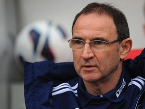 O'Neill favourite to succeed Trapattoni?