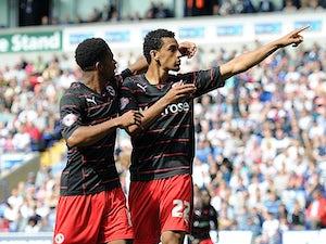 Result: Murray brace helps Reading thrash Fulham