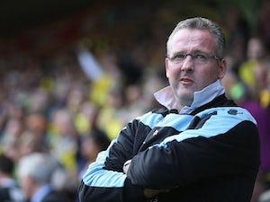 Lambert hoping for Kozak, Benteke partnership