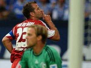Result: Hamburg thrash Nuremberg
